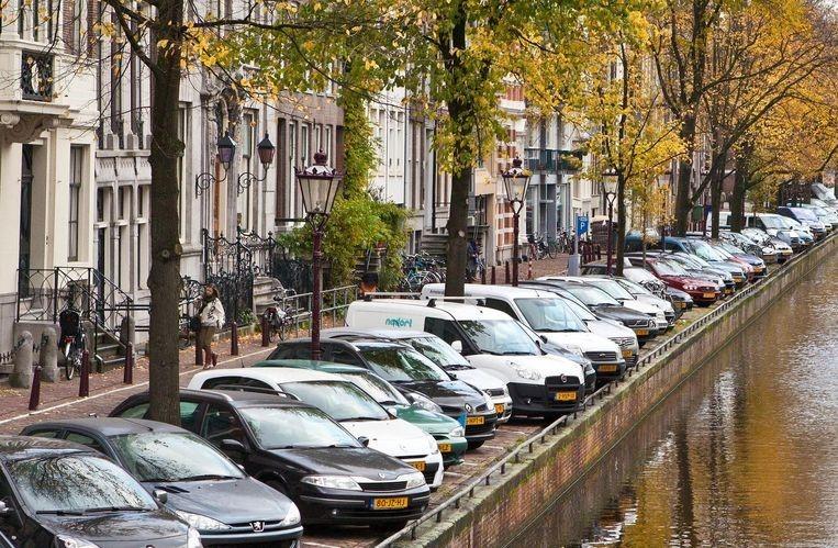 Parkeren in het centrum van Amsterdam