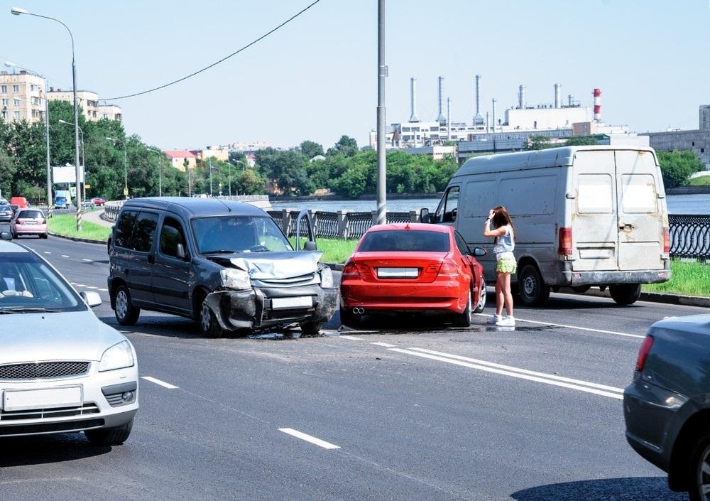 Schade aan auto op vakantie