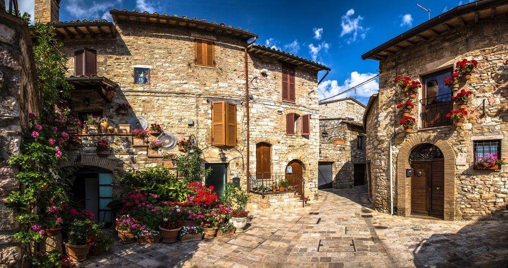 Historische dorpen en steden